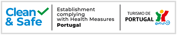 Establishment complying with health measures - Portugal